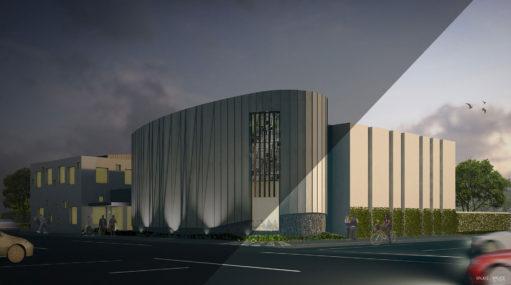 Aldersgate building Christchurch