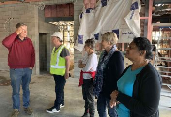 Aldersgate Roof Shout visit