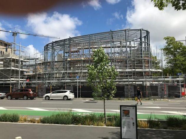 Aldersgate Building progress Dec 2018