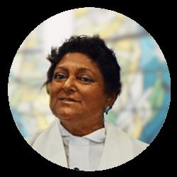 Rev Philomeno (Philo) Kinera - Worship Leader at Durham St Methodist Church in Christchurch New Zealand